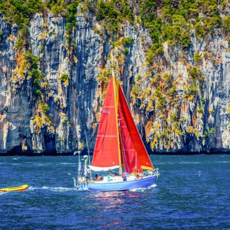Thajsko – Andamanské moře